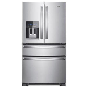 "Whirlpool 25 cu. ft. 36"" French Door Refrigerator"