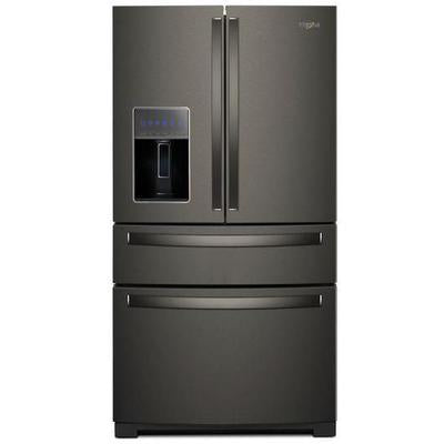 "26 cu. ft. 36"" 4-Door Refrigerator with Exterior Drawer"