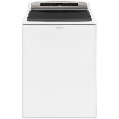 Whirlpool 4.8 cu. ft. HE Top Load Washer with Water Faucet