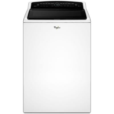 Whirlpool 5.3 cu. ft. Cabrio High-Efficiency Top Load Washer with Precision Dispense