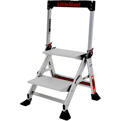 Jumbo 2' Step Stepladder
