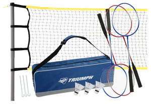 Competition Badminton Set (composite pole)