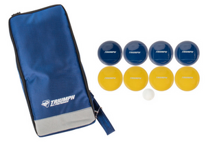 Premier Bocce Set with Sling Carry Bag 100mm