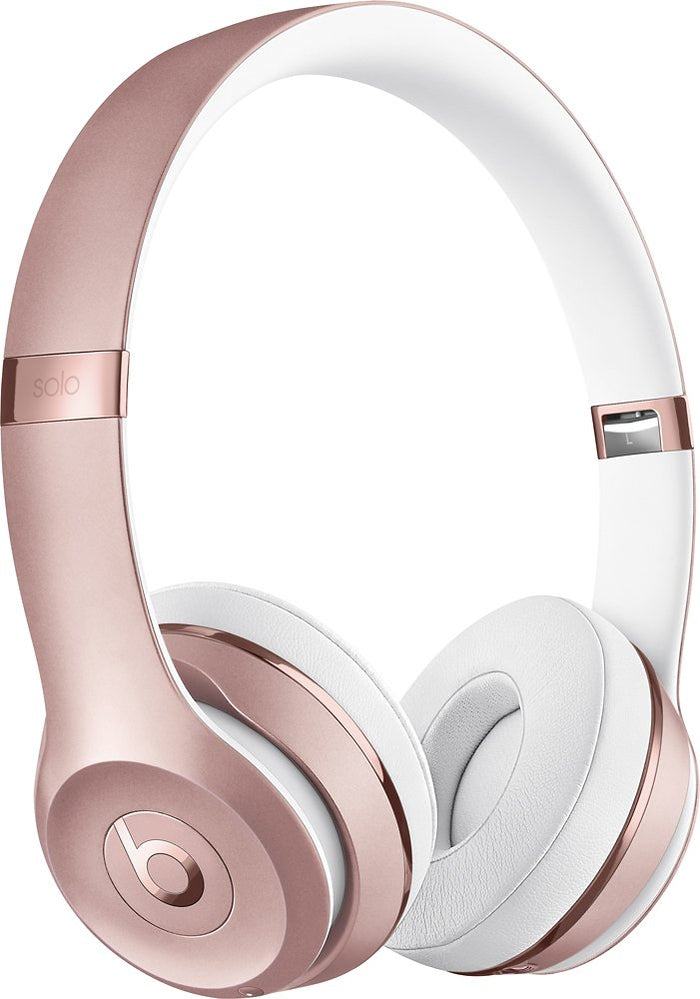 Beats by Dr. Dre - Beats Solo Wireless Headphones - Rose Gold