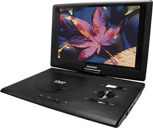 "Sylvania 13.3"" Portable DVD Player"