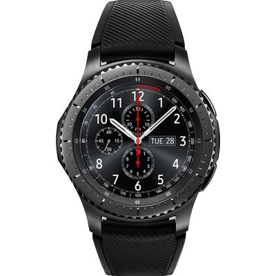 Samsung Gear S3 Frontier Smartwatch 46mm - Dark Gray