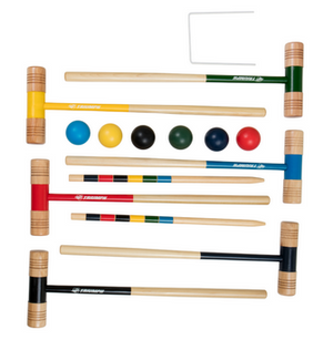 Premier 6 Player Croquet Set 28""