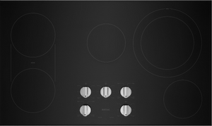 "Maytag 36"" Electric Cooktop with Reversible Grill and Griddle"