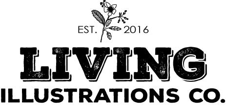 Living Illustrations Co