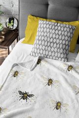 Bee the One Blanket