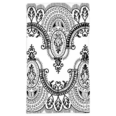 Arched Lace Hand Towels - Artski&Hush