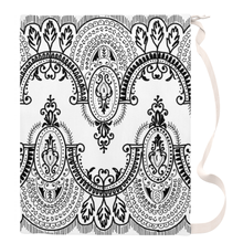 Load image into Gallery viewer, Arched Lace Laundry Bags - Artski&Hush