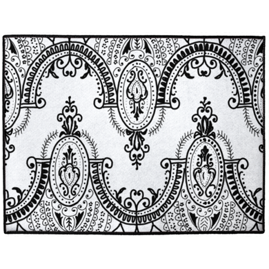 Arched Lace Indoor/Outdoor Floor Mats - Artski&Hush