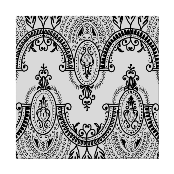 Arched Lace Cloth Napkins