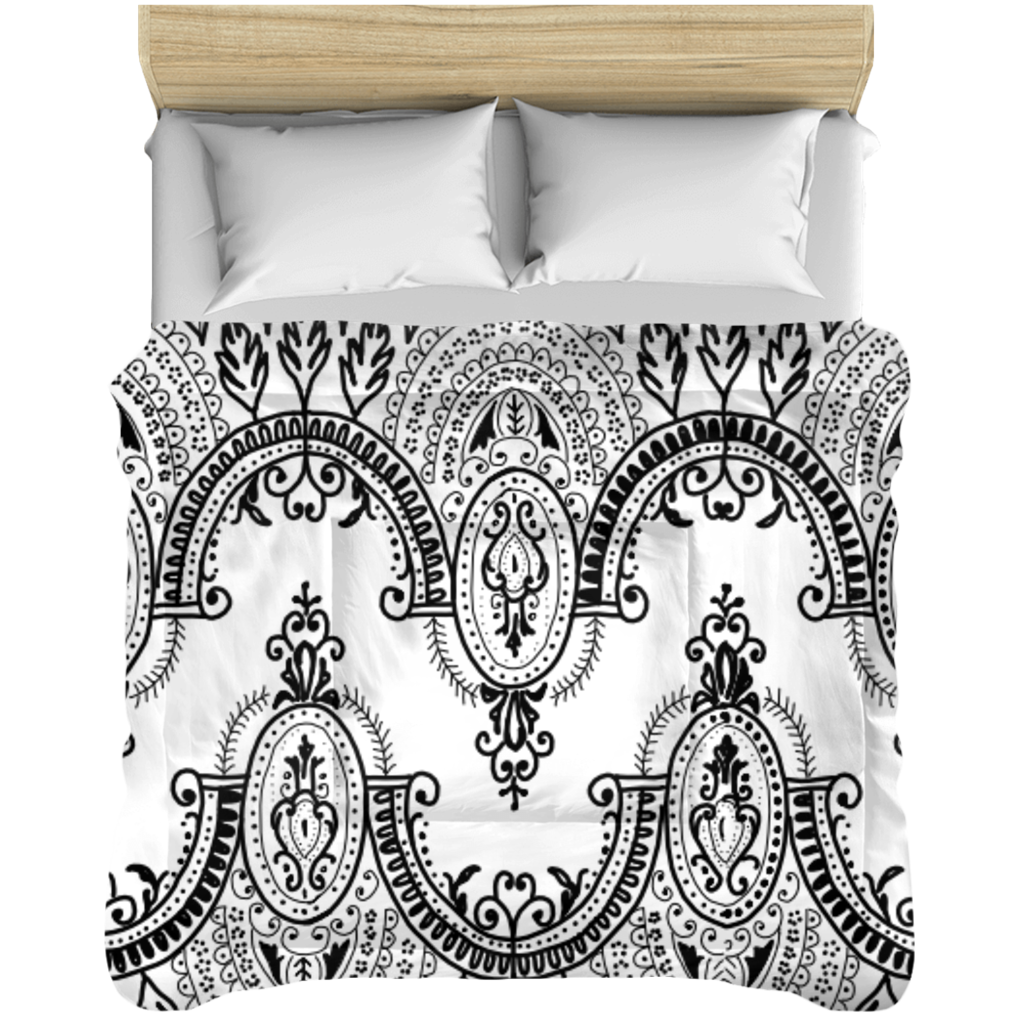 Arched Lace Bedding Comforters