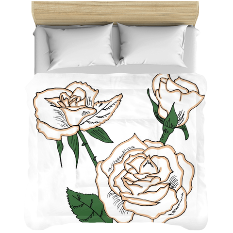 First Edition Rose Bedding Comforters
