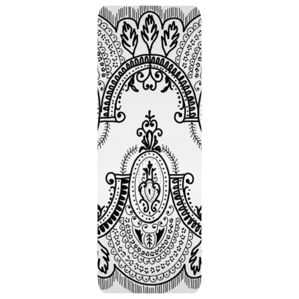 Arched Lace Yoga Mats