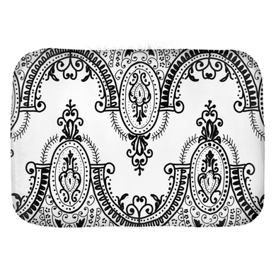 Arched Lace Bath Mats - Artski&Hush