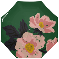 Green Flora Umbrella
