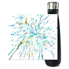 Load image into Gallery viewer, Watercolor Firework Water Bottles - Artski&Hush