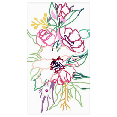 Spring Colorful Gathering Tablecloths - Artski&Hush