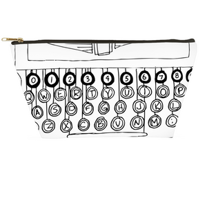 Typewriter Accessory Pouches - Artski&Hush