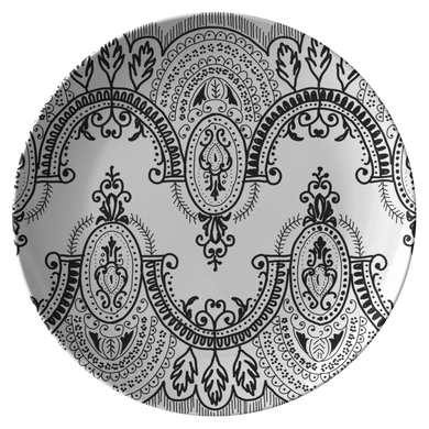 Arched Lace Dinner Plate - Artski&Hush
