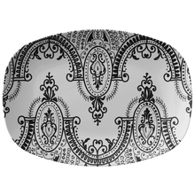 Load image into Gallery viewer, Arched Lace Platter - Artski&Hush