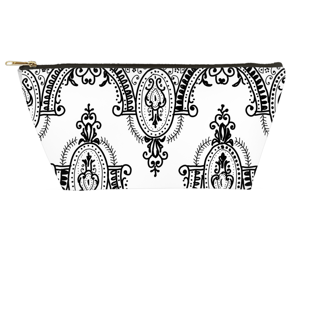 Arched Lace Accessory Pouches