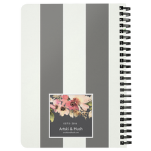 Load image into Gallery viewer, Flora Spiral Notebook - Artski&Hush