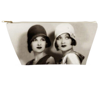 Load image into Gallery viewer, Vintage Ladies Accessory Pouches - Artski&Hush