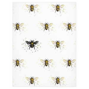 Bee the One Minky Blankets - Artski&Hush