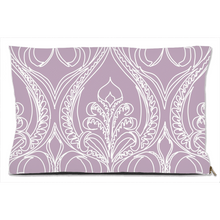 Load image into Gallery viewer, Art Deco Lilac Lily Decorative Dog Beds - Artski&Hush
