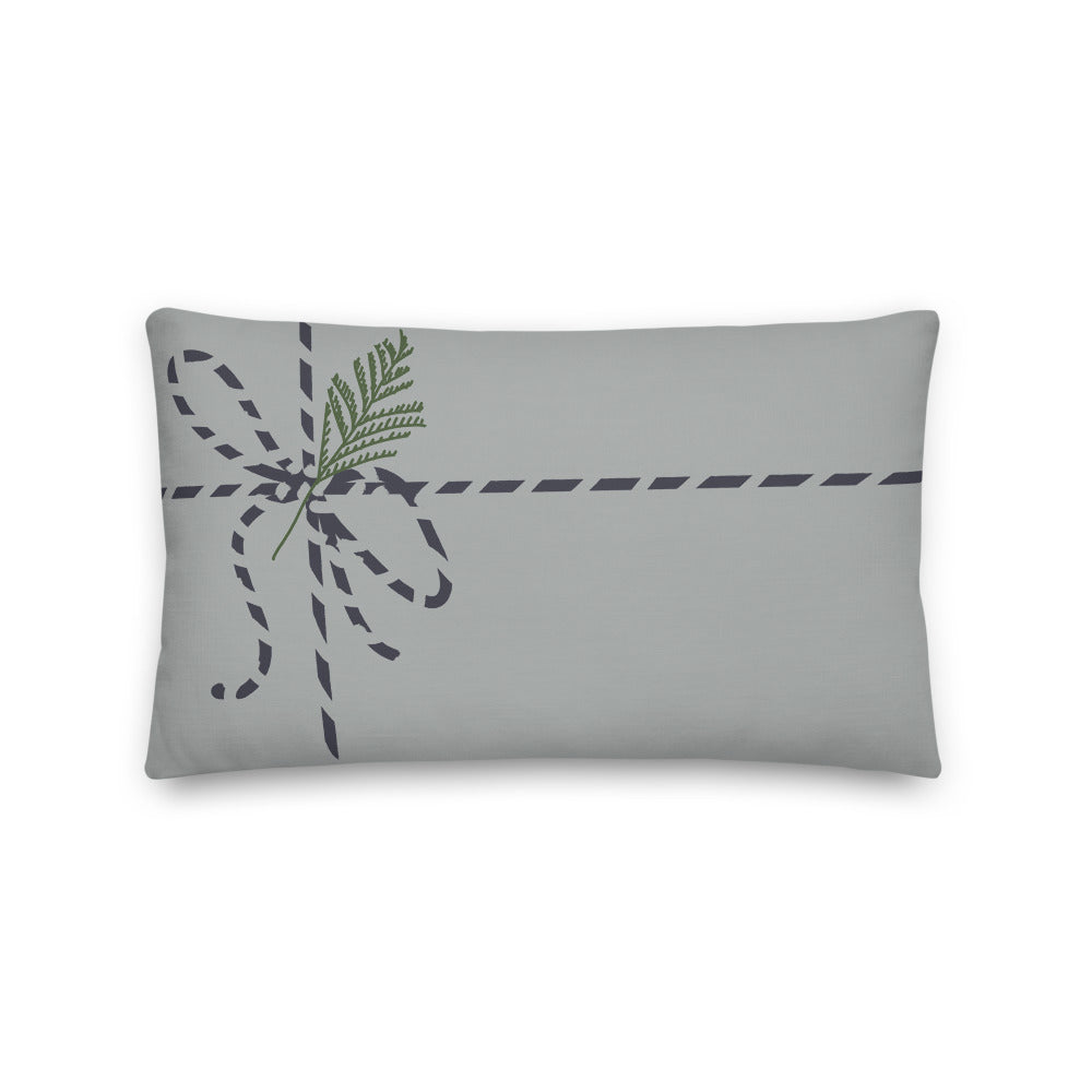 Winter Package Decorative Throw Pillow