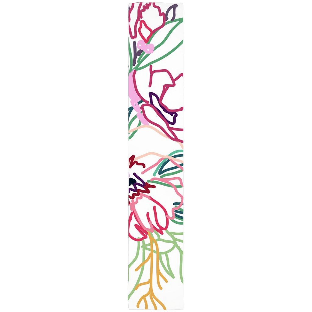Colorful Gathering Table Runner