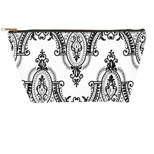 Load image into Gallery viewer, Arched Lace Accessory Pouches - Artski&Hush