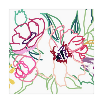Colorful Gathering Cloth Napkins - Artski&Hush