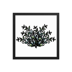 Planty Framed Art