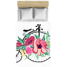 Load image into Gallery viewer, Flora Bicycle Comforters - Artski&Hush