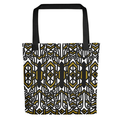 Art Deco Three Tote bag