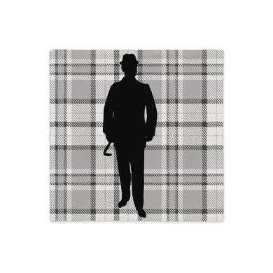 Plaid Gentleman Pillow Cover - Artski&Hush