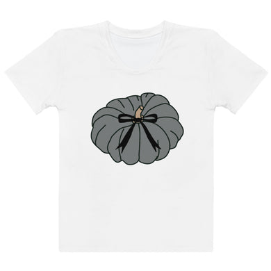 Long Bow Pumpkin Women's T-shirt - Artski&Hush