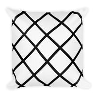 English Garden Diagonal Throw Pillows