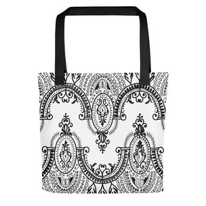 Arched Lace Toting bag - Artski&Hush