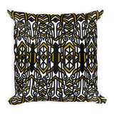 Art Deco Three Pillow