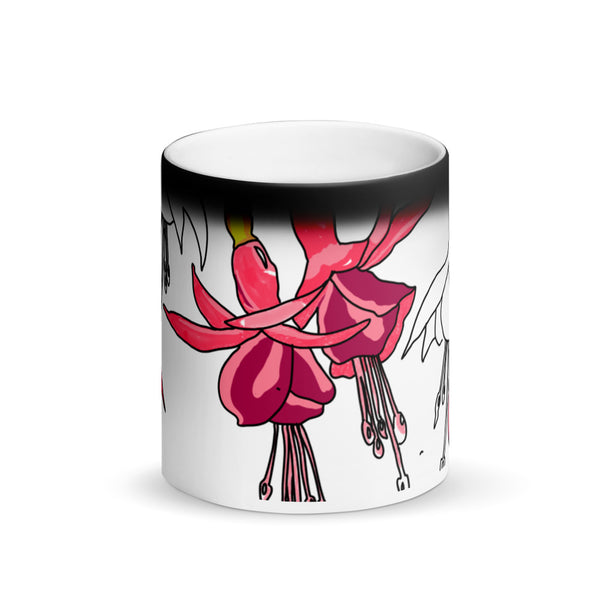 Fuschia Magic Mug