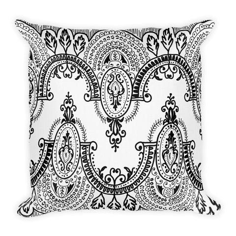 Arched Lace Throw Pillows