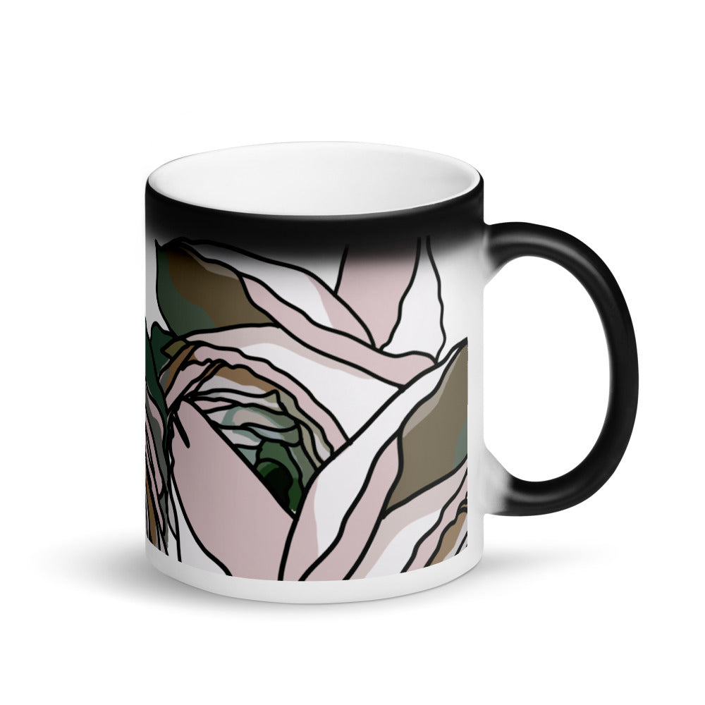 Rose Bundle Magic Mug - Artski&Hush