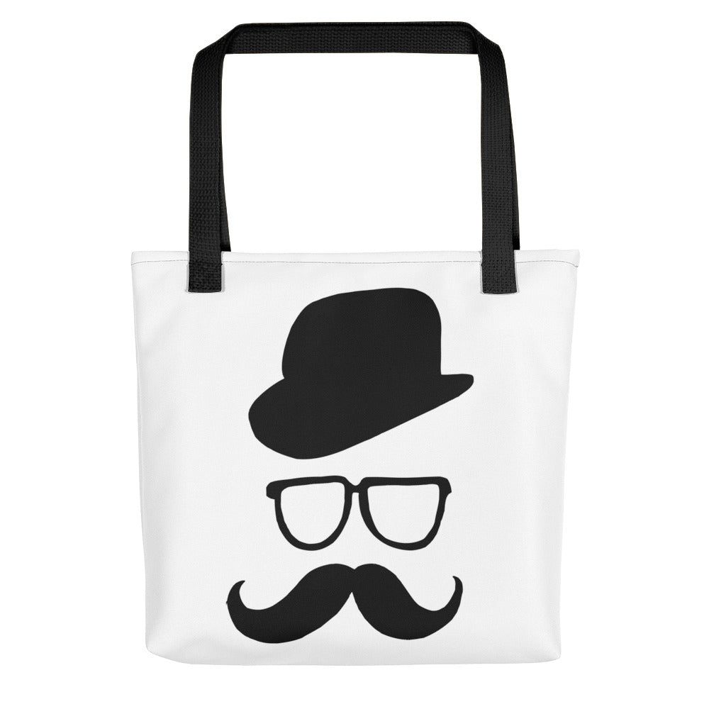 Mister Toting  bag - Artski&Hush