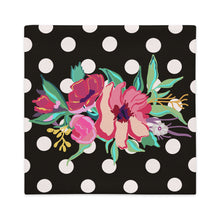 Load image into Gallery viewer, Dotty Flora Pillow Cover - Artski&Hush